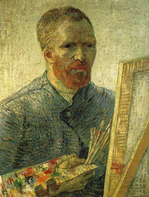 Ван Гог - проповедник света